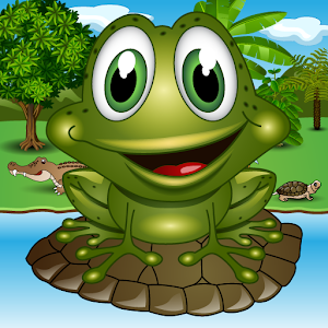 JFrog: A Frog in a Bog icon