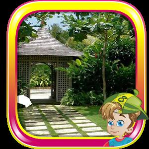 Escape From Tropical Garden icon
