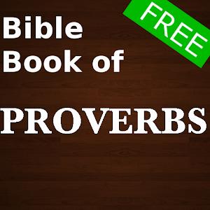 Book of Proverbs (KJV) FREE! - AppRecs
