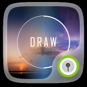 (Free) Draw GO Locker Theme icon