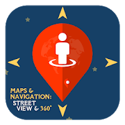 Street view & Panorama: Maps Navigation icon