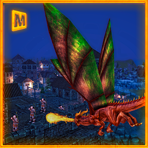 Hidden Dragon Simulator icon