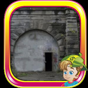 The Blue Ghost Tunnel Escape icon