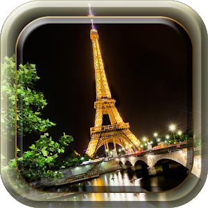 Paris Live Wallpapers icon
