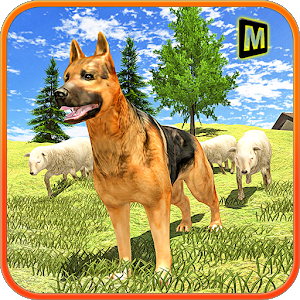 Real Shepherd Dog Simulator icon
