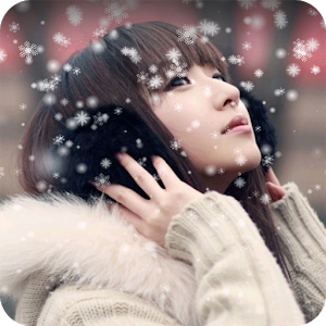 Loneliness Girl Live Wallpaper icon