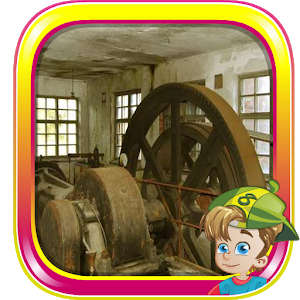 Escape From Saw Mill Factory icon