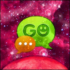 Galaxy Theme GO SMS PRO icon