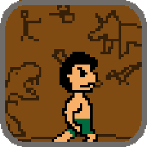 Caveman War - Platform Game icon