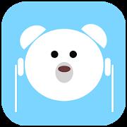 Earphone alarm icon
