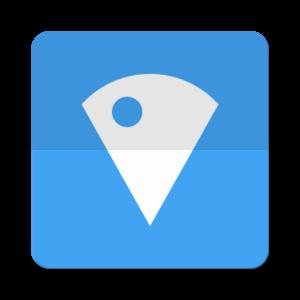 Simple Pie(Navigation bar) icon