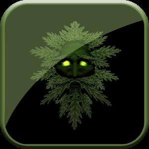 Green Man Theme icon