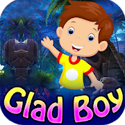 Best Escape Game - Glad Boy Rescue Game icon