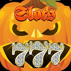 Spooky Halloween slot machine icon