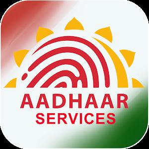 Aadhaar Services icon
