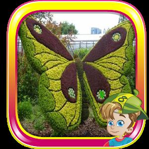 Escape From Atlanda Garden icon