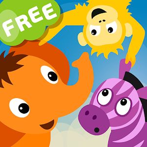 PumiLumi Touch Zoo FREE icon