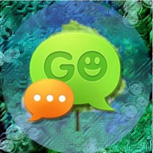 GO SMS PRO Theme After Rain icon