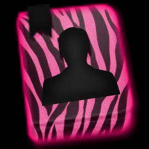 GO CONTACTS-PinkZebraContacts icon