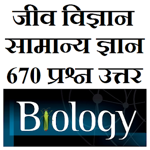 Biology GK Questions in hindi icon