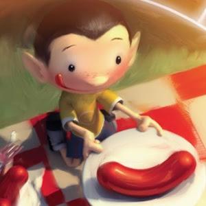 Food Fight! Children's Book icon