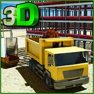 Construction City Simulator 3D icon