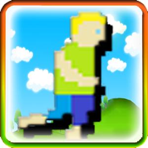 Crazy Runner 2D icon
