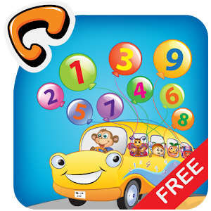 Kids Math Count Numbers Game icon