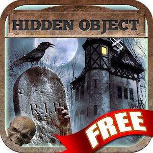Hidden Object - The Graveyard icon