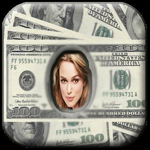 Money Photo Frame icon