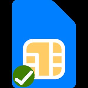 SIM Registration BD icon