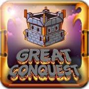 Castle Wars. Free strategy icon