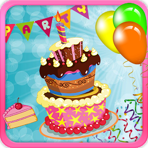 Cake Maker And Decoration icon