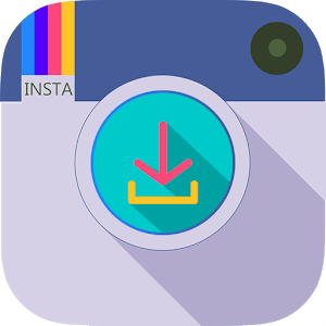 Insta Saver for instagram icon