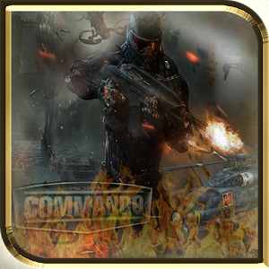 Commando Shooting 2016 icon