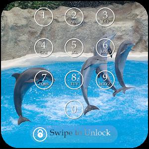 Dolphin Keypad Screen Lock icon