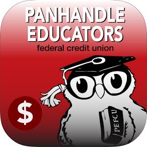 Panhandle Educators FCU icon