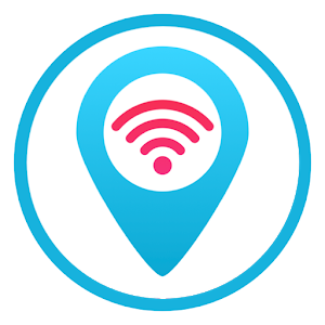 WiFi Finder - connect to hotspots icon