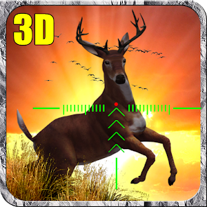 Deer Hunting Sniper Shooter icon