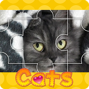Cat Puzzle:?at Jigsaw Puzzles icon
