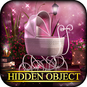 Hidden Object - Baby Bedtime icon