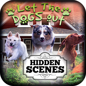 Hidden Scenes Let the Dogs Out icon