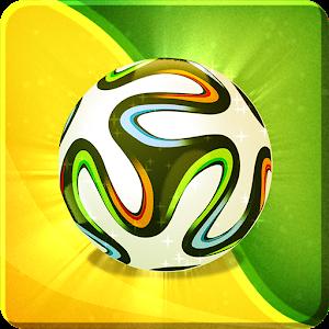 Kicker. World Cup icon
