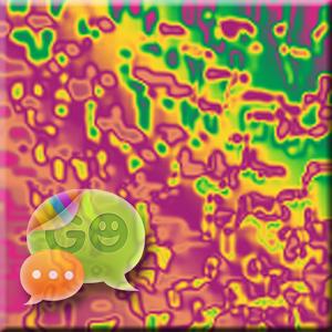 Neon Dream GO SMS Pro Theme icon