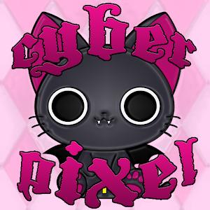 Go Contacts Vampire Kitty icon