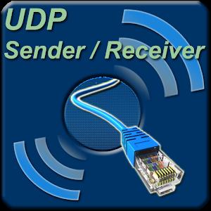UDP Sender / Receiver icon
