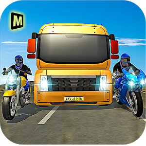 Bike Transporter Big Truck 2 icon