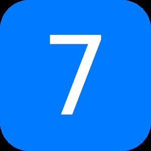 Flat White Message OS 8 Theme icon