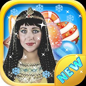 Cleopatra Pyramid Match 3 icon