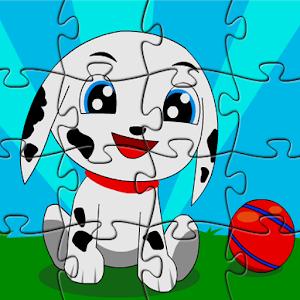 Jigsaw Puzzle Animal Cartoon icon
